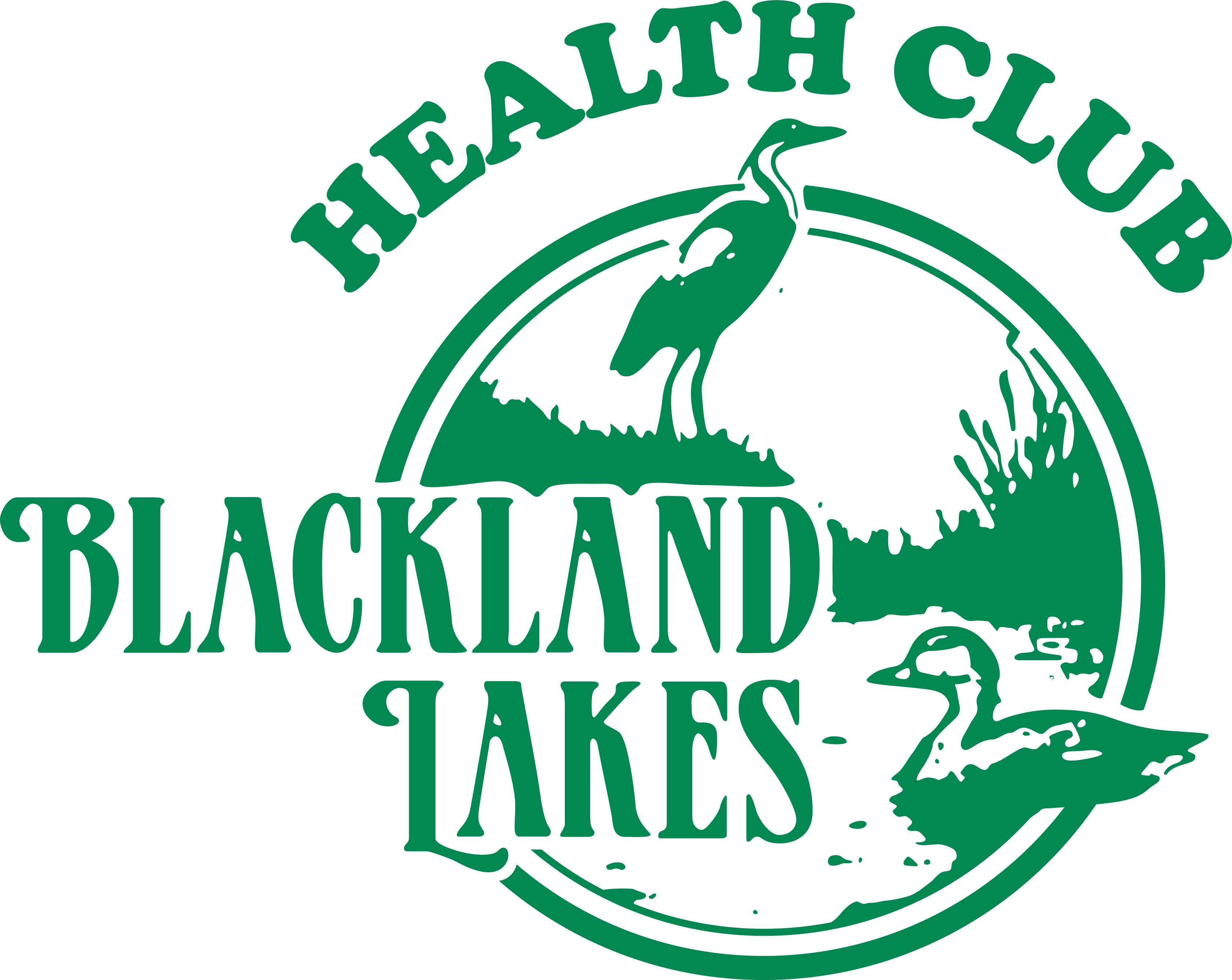 Blackland Lakes